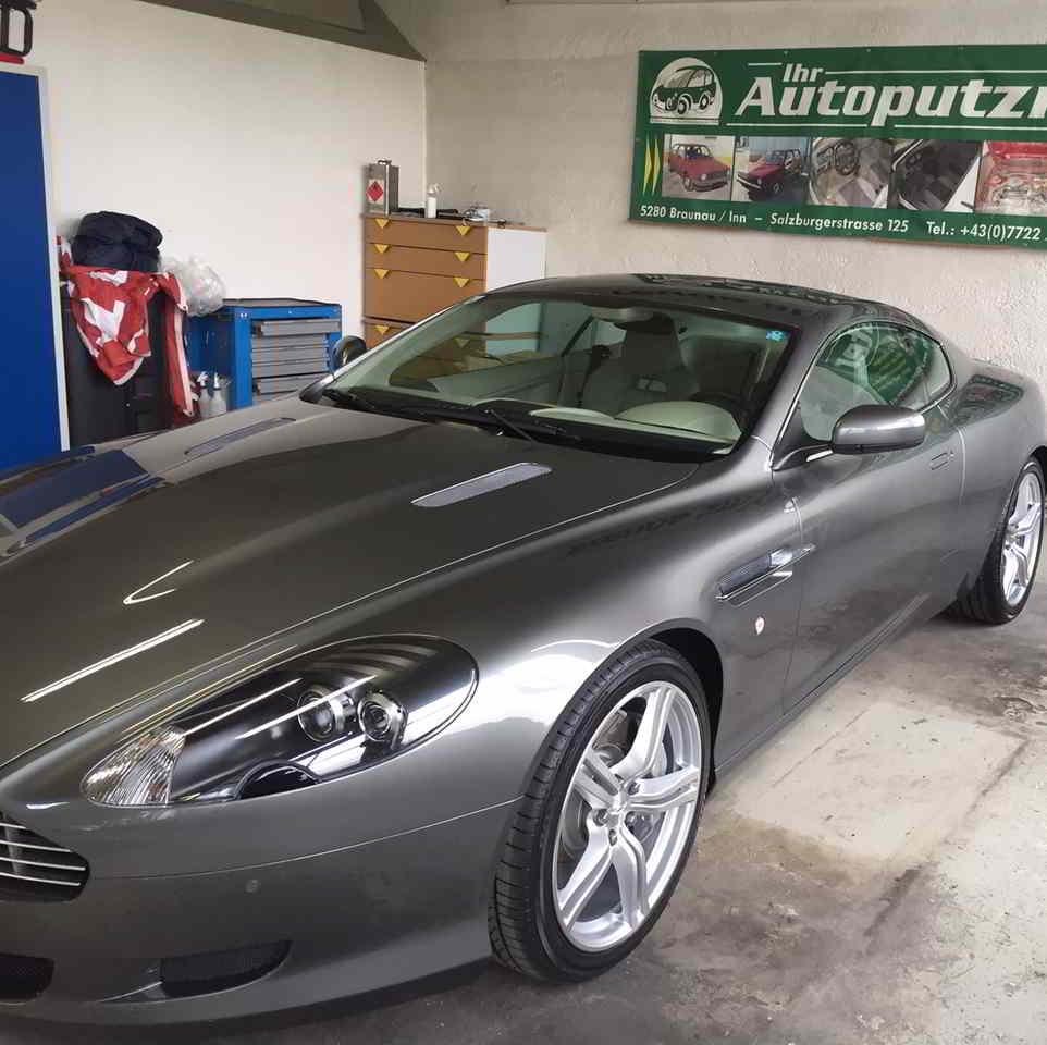 BRILA Braunau Premium Body Coating Aston Martin