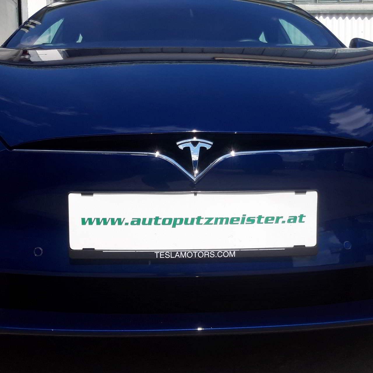 BRILA Graz Redline Body Coating Tesla 3 Front
