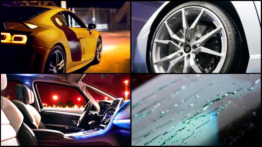 BRILA Remium Glass Coating: Veredelung für Lack /auch Mattlacke und folierte Autos), Felgen, Scheiben und Innenraum.