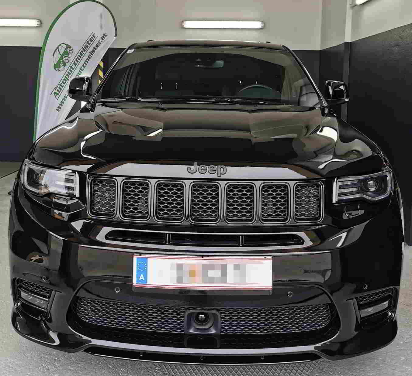 BRILA Salzburg Premium Body Coating Jeep