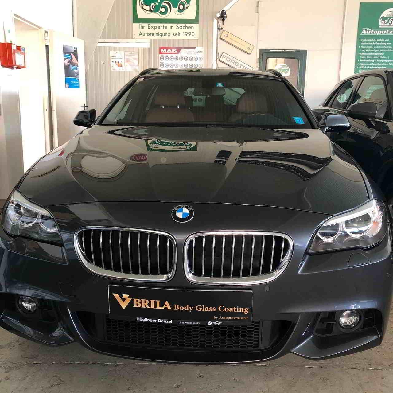 BRILA Braunau Redline Body Coating BMW Front