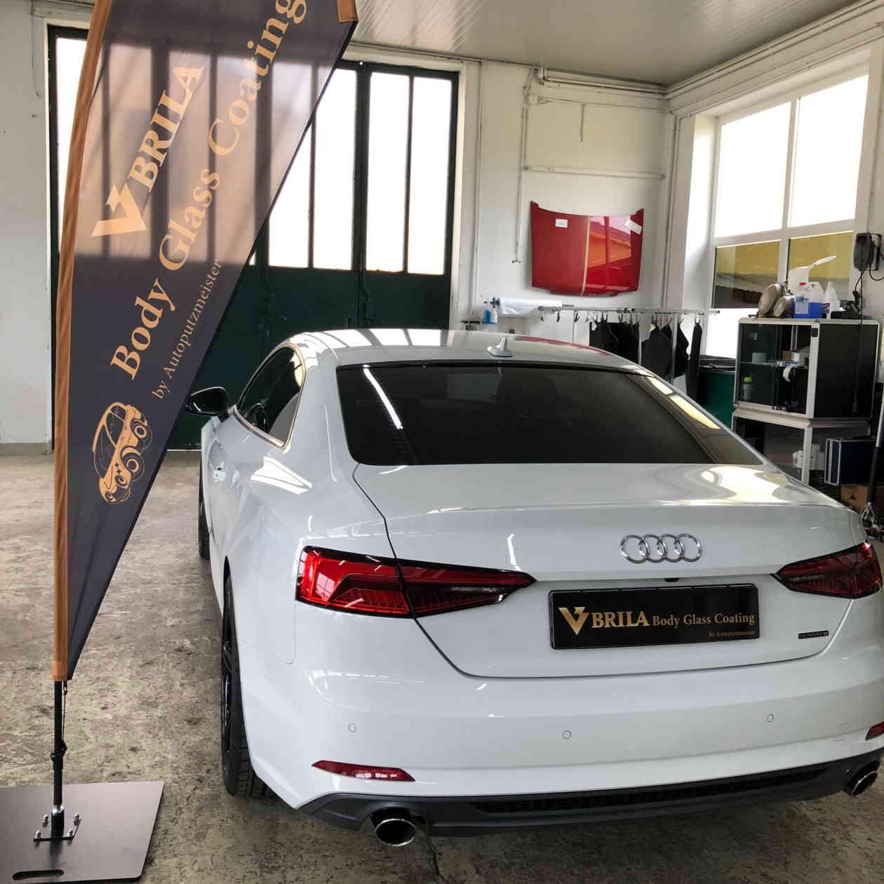 BRILA Braunau Redline Body Coating Audi A5 Heck