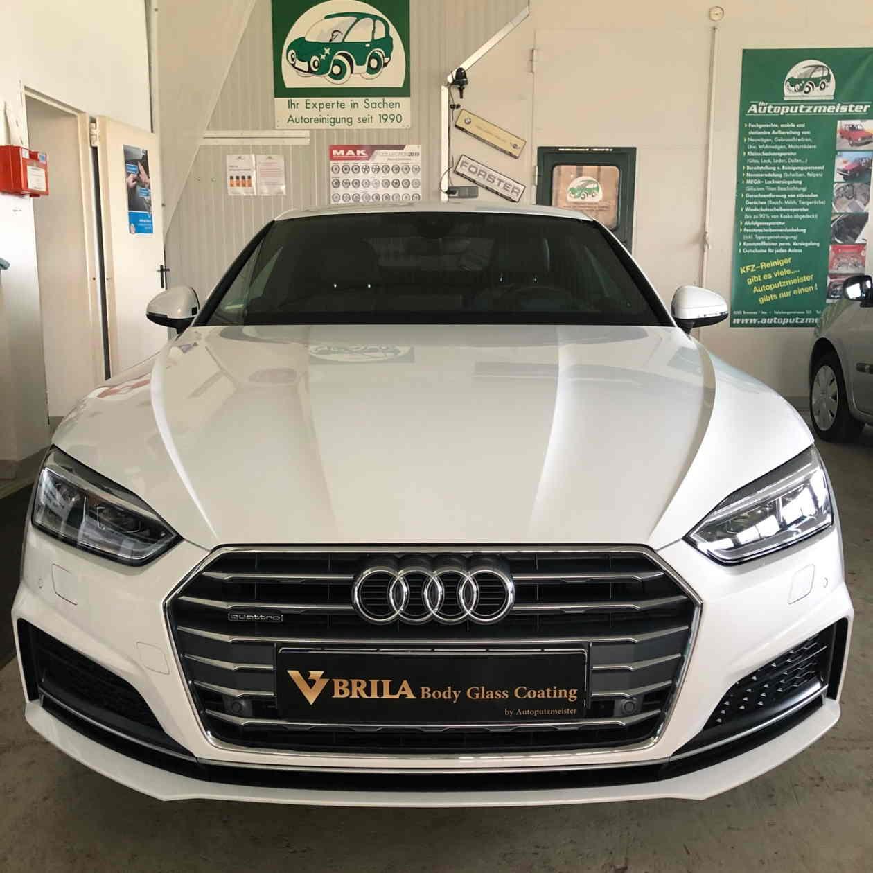 BRILA Braunau Redline Body Coating Audi A5 Front
