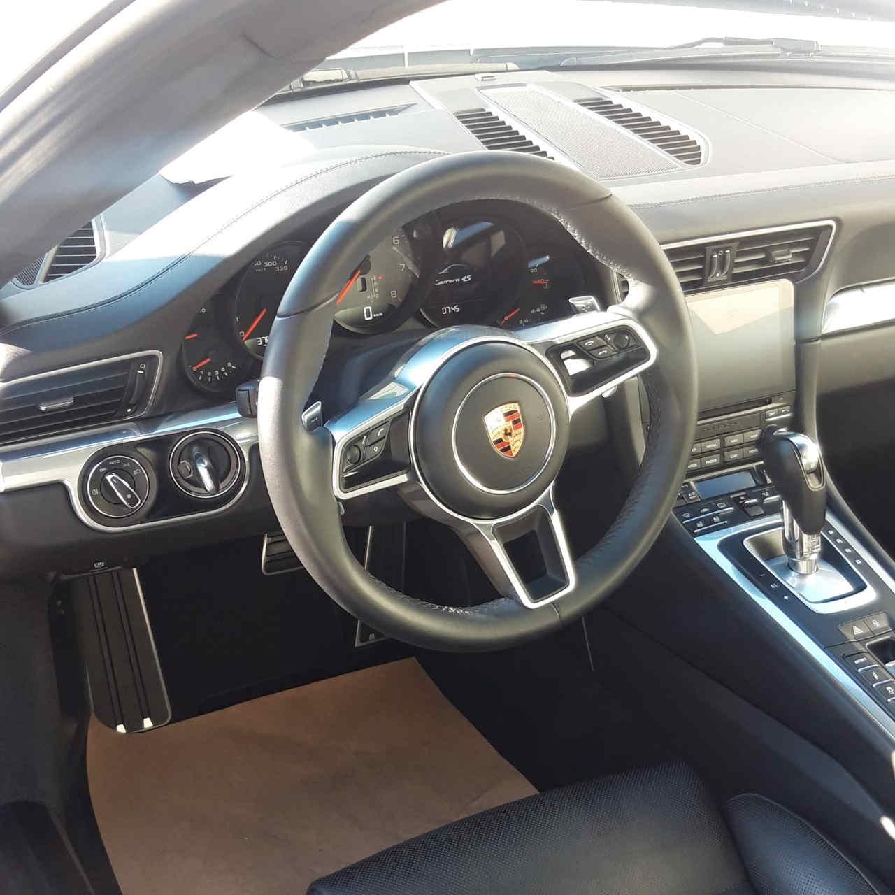 BRILA Graz Interior Coating Porsche 911