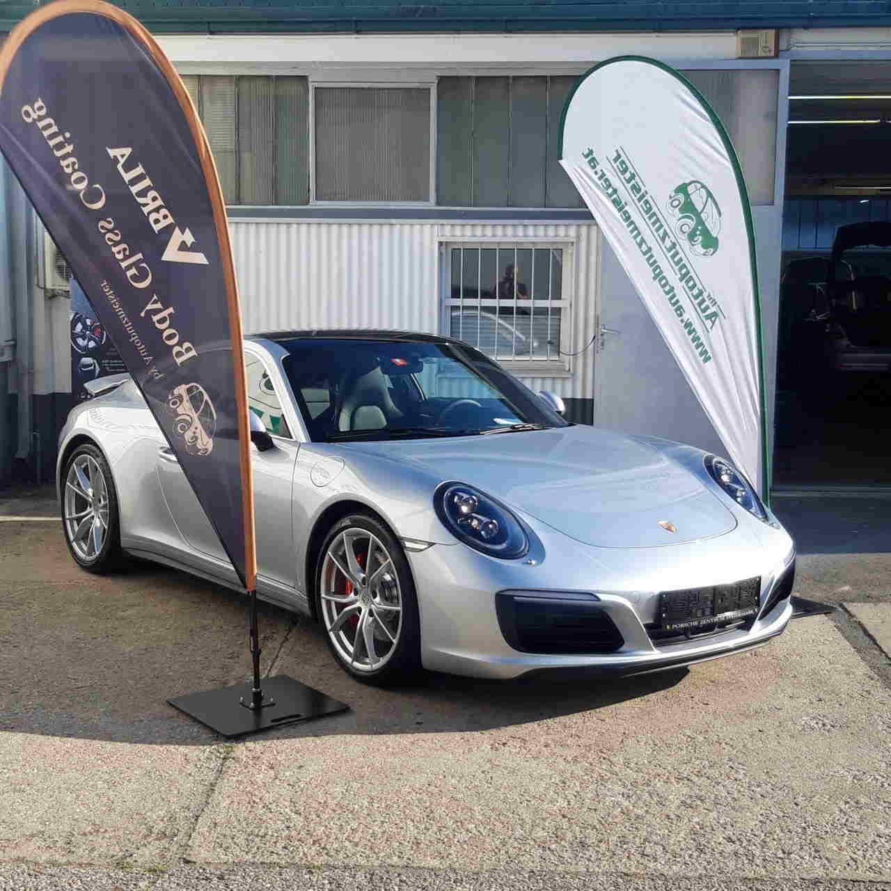 BRILA Graz Redline Body Coating Porsche 911