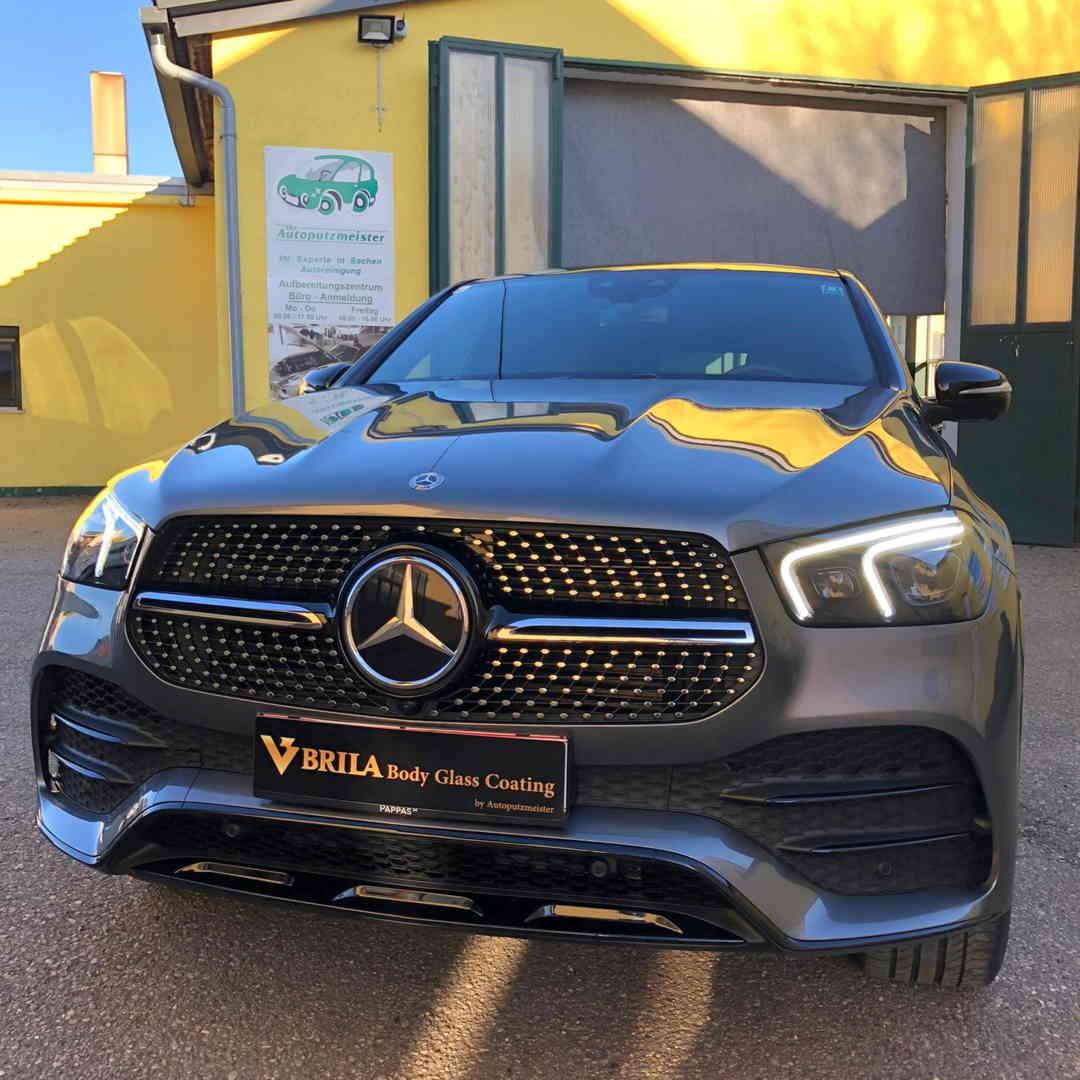 BRILA Braunau Premium Coating Mercedes GLE Front