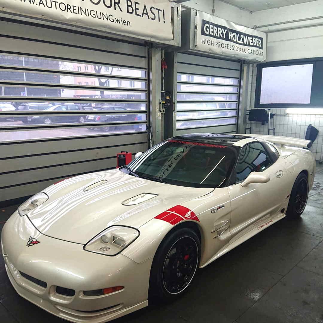 BRILA Wien Redline Coating Corvette C5 Z06 Front