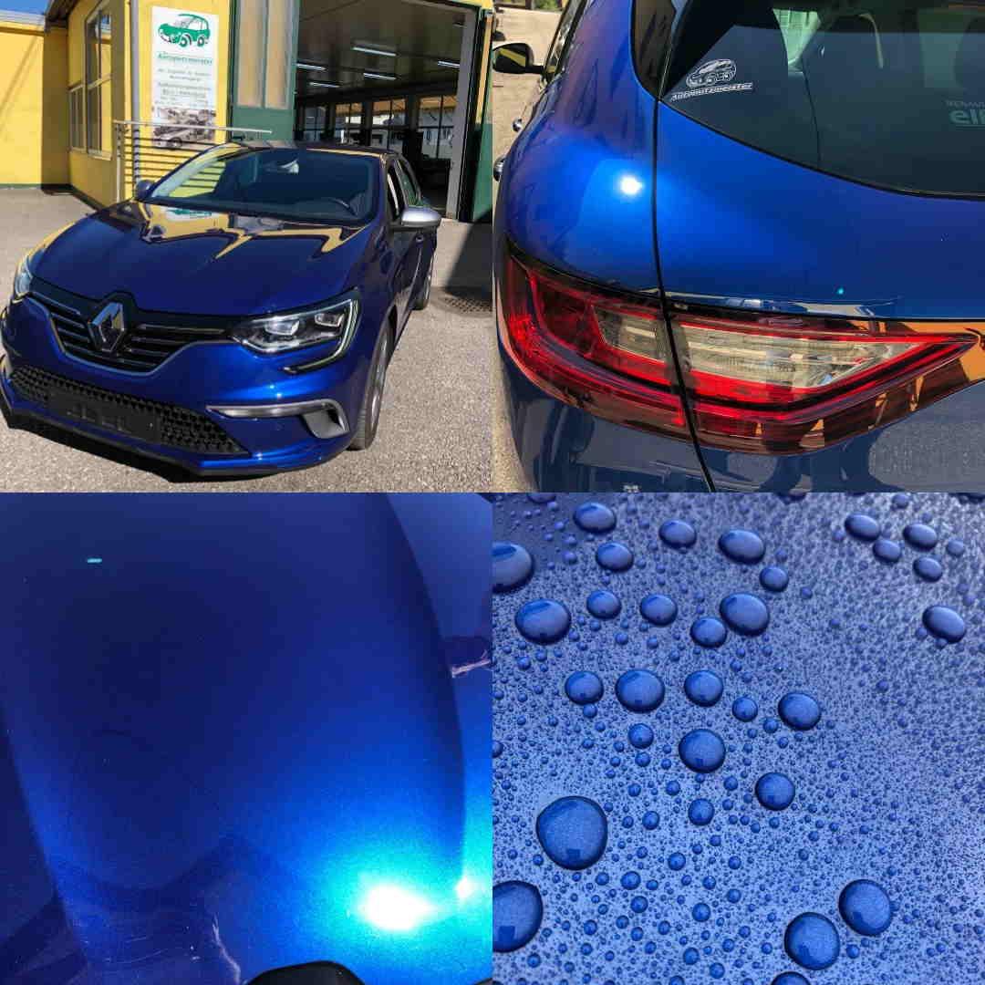 BRILA Braunau exclusive body coating Renault Megane Details
