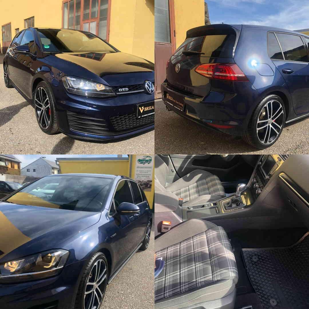BRILA Braunau Premium body coating VW Golf GTD Details