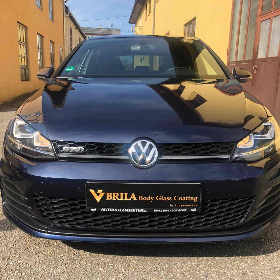 BRILA Braunau Premium body coating VW Golf GTD