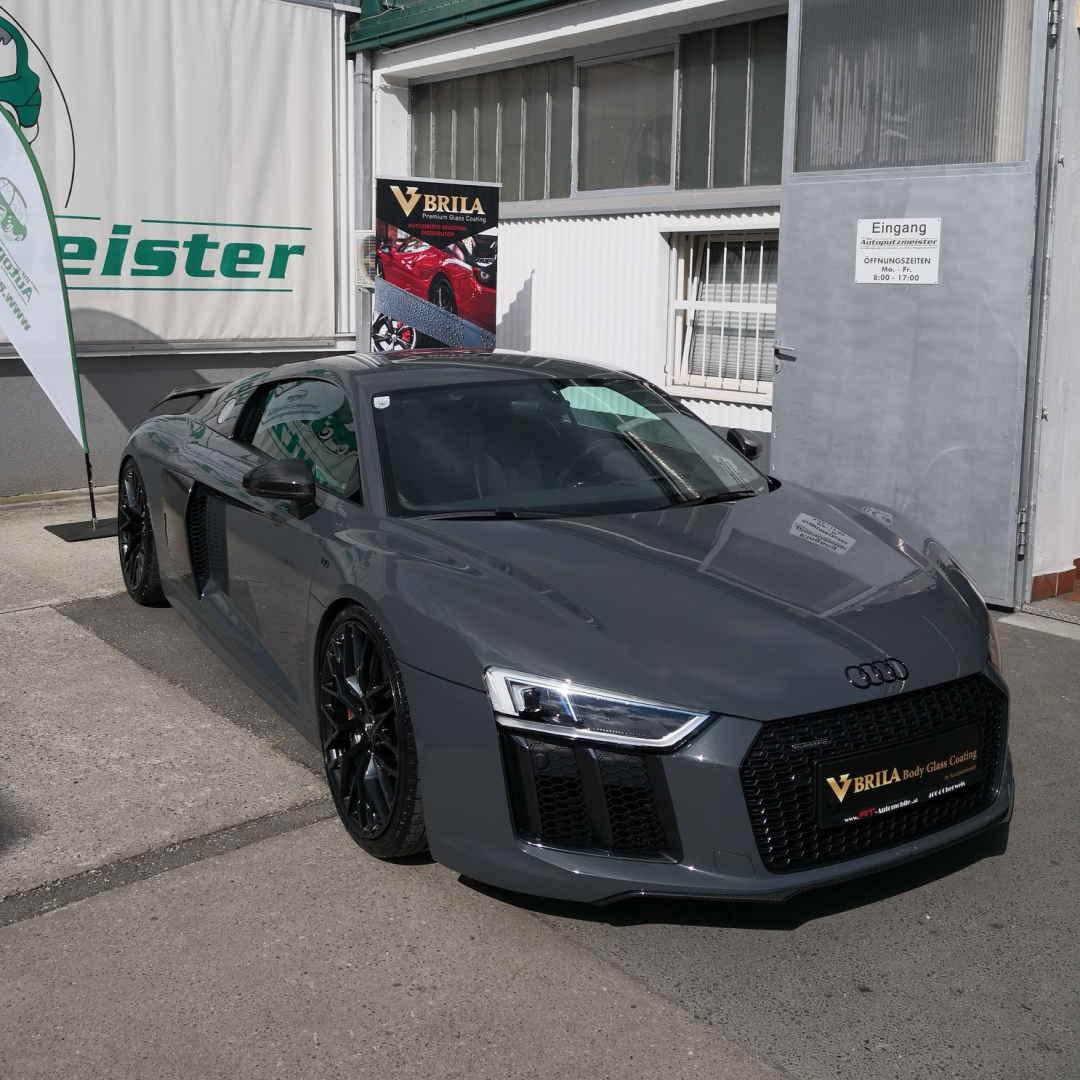 BRILA Graz Premium Body Coating Audi R8