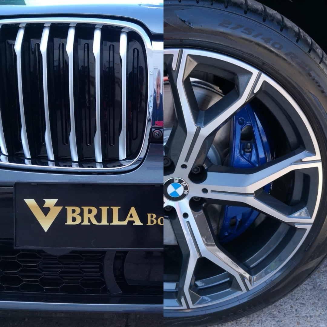 BRILA Graz Premium Body Coating BMW X5 Details