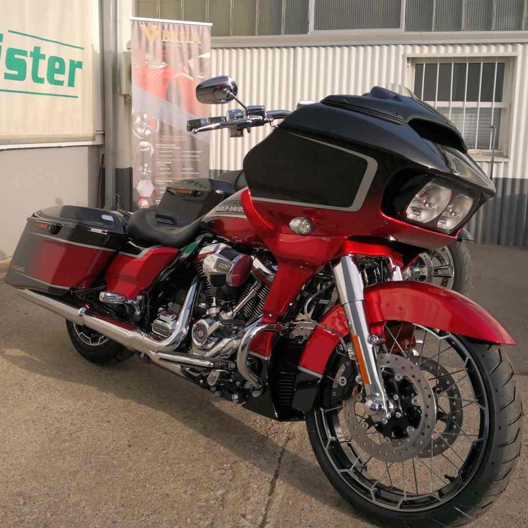BRILA Graz Redline Body Coating Harley Davidson