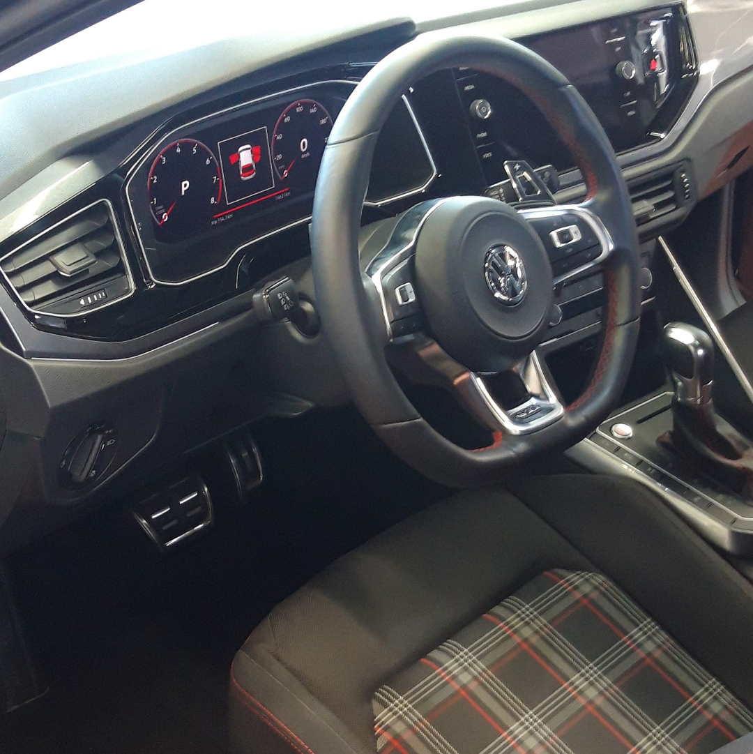 BRILA Graz Redline Interior Coating VW Polo GTI